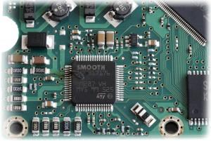 La puce du contrôleur du moteur grillé sur le circuit est une cause fréquente de panne électronique